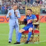 Del Piero, HLV Allegri xung trận vì từ thiện