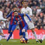 Real tranh vô địch với Barca và cuộc chiến top 4 Ngoại hạng Anh tuần này