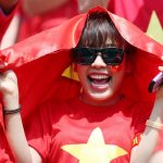 Nhan sắc Việt trên khán đài giải U20 World Cup 2017