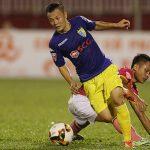 Đương kim vô địch V-League hoà trận thứ tư liên tiếp