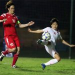 Việt Nam hạ Syria 11-0 ở vòng loại Asian Cup nữ 2018