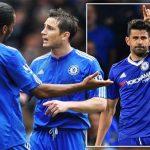 Lampard gạt Drogba, chọn Costa cho đội hình tiêu biểu Chelsea