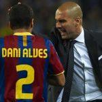 Guardiola quyết đưa Dani Alves về Man City