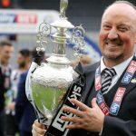 Benitez đặt mục tiêu cao tại Ngoại hạng Anh mùa tới