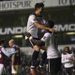 Tottenham thắng nhọc Aston Villa