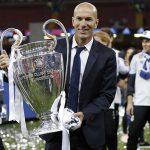Zidane được nhắm dẫn dắt tuyển Pháp trong tương lai