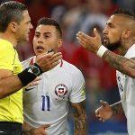 Chile thắng trận ra quân tại Confederations Cup 2017
