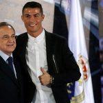 Perez: 'Ronaldo đang nổi giận, nhưng sẽ ở lại Real'