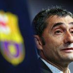 Valverde: 'Tôi muốn thắng mọi trận đấu cùng Barca'