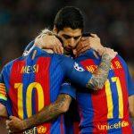 Suarez làm lu mờ Messi, Ronaldo, Neymar về thành tích lập công
