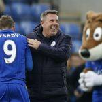 Leicester trụ lại Ngoại hạng Anh sớm ba vòng đấu