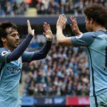 Man City đánh bại Leicester, vươn lên đứng thứ ba