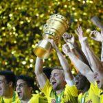 Dortmund đoạt Cup Quốc gia, khép lại ba năm không danh hiệu