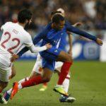 U20 Pháp có thể mất 'Tiểu Henry' khi gặp U20 Việt Nam