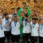 Đức trở lại vị trí số một FIFA, Việt Nam xuống thứ 133