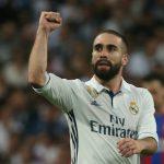 Carvajal: 'Real có động lực cực lớn để đánh bại Atletico'