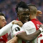 Ajax đè bẹp Lyon ở lượt đi bán kết Europa League