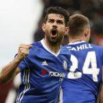 Costa nóng lòng chấm dứt hy vọng vô địch của Man City