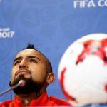 Vidal: 'Đánh bại Đức, Chile sẽ là đội tuyển mạnh nhất thế giới'