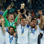 Đức đánh bại Chile, vô địch Confederations Cup 2017