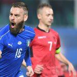 Italy giành chiến thắng trong trận 1000 của Buffon