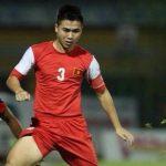 Cầu thủ SLNA thừa nhận đánh gãy mũi đối thủ ở Cup Quốc gia