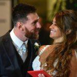 Messi trổ tài khiêu vũ trong đám cưới