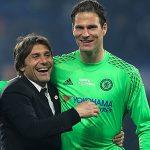 Thủ môn số hai Chelsea thừa nhận không xứng được trao huy chương