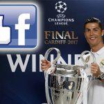 Champions League phát trực tiếp miễn phí trên Facebook