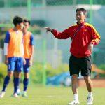 HLV Hoàng Anh Tuấn cho U20 Việt Nam đá pressing với Honduras