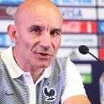 HLV của Pháp muốn vào vòng knock-out sau trận gặp Việt Nam