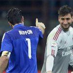 Juventus tranh giành Donnarumma với Real