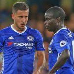 Hazard, Kante cao điểm nhất khi Chelsea vô địch mùa này