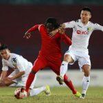Hoà Hải Phòng, Hà Nội lỡ cơ hội chiếm ngôi đầu V-League