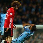 Mourinho cáo buộc Aguero khiến Fellaini bị đuổi