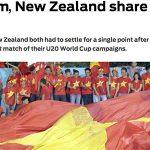 Báo quốc tế ấn tượng với năng lượng, khát khao của U20 Việt Nam