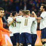 Hà Lan rơi xuống vị trí thấp nhất trên bảng thứ bậc của FIFA