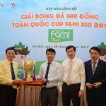 Giải bóng đá nhi đồng toàn quốc 2017 diễn ra tại Đà Nẵng