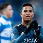 Con trai Kluivert muốn phá lưới Man Utd ở chung kết Europa League