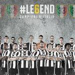 Juventus lập kỷ lục vô địch Serie A năm thứ sáu liên tiếp