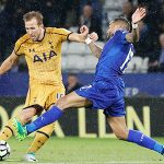 Kane vươn lên dẫn đầu cuộc đua Vua phá lưới Ngoại hạng Anh