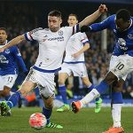 Conte lo ngại về Lukaku khi Chelsea đấu Everton