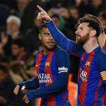 Messi tham gia trực tiếp vào 42% số bàn thắng của Barca mùa này