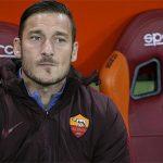 Totti làm Giám đốc AS Roma từ mùa giải 2017-2018