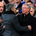 Mourinho ngạc nhiên khi Ferguson ngại vào phòng thay đồ của Man Utd