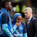 Đội của David Moyes tái hiện kỷ lục buồn ở Ngoại hạng Anh