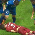 Oscar bị treo giò tám trận vì gây ẩu đả tại giải Trung Quốc