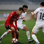 Đội của Oscar thắng đậm trận ra quân giải VĐQG Trung Quốc