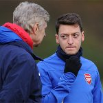 Wenger hoài nghi khả năng chịu áp lực của Ozil