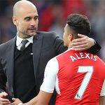 Alexis Sanchez đứng đầu danh sách cần tuyển mộ của Man City
